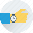 fashion, time, timer, watch, wristwatch icon