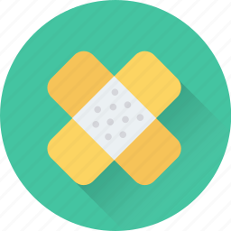 aid, bandage, first aid, plaster, wound aid icon