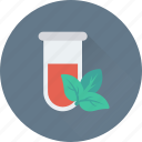 botany, plant, experiment, leaf, lab icon