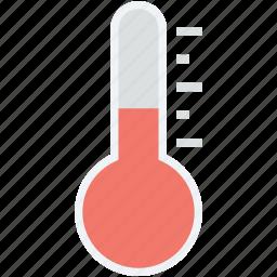 celsius, fahrenheit, mercury thermometer, temperature, thermometer icon