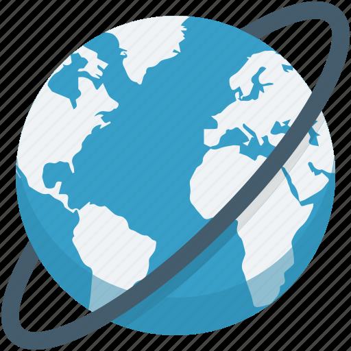 around the world, globe, international, planet, worldwide icon