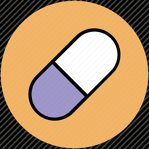 capsule, drug, healthcare, medication, medicine, pharmacy, prescription, rx icon