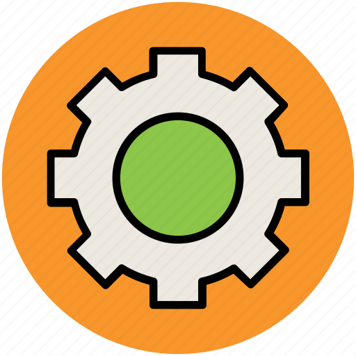 cog, cog wheel, gear, optimization, option, setting icon