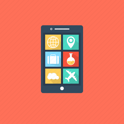 mobile app design, mobile apps menu, mobile layout, mobile ux design, smartphone icon