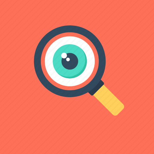 analysis, critical analysis, exploration, magnifying glass, research icon