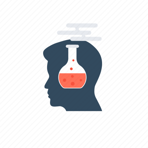 lab experiments, lab tests, science research, scientific mind, scientific process icon