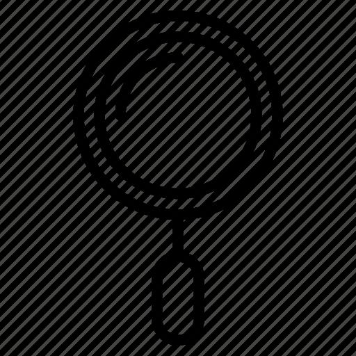 magnifier, optimization, searching, seo, web icon