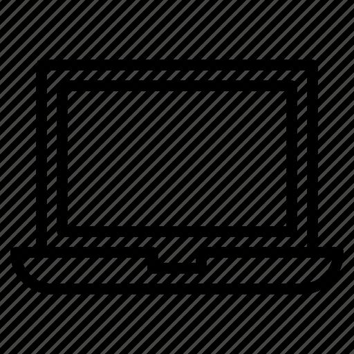business, computer, internet, laptop, macbook icon