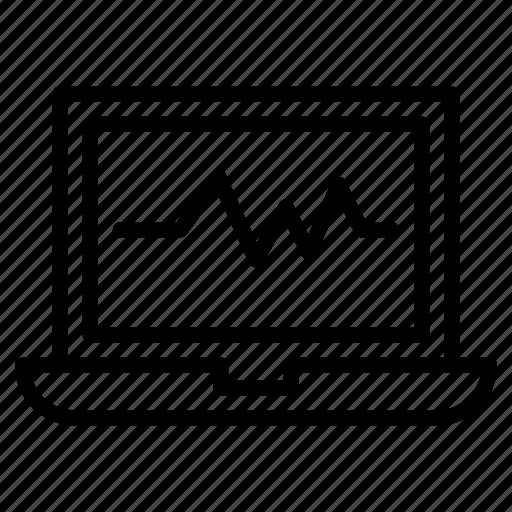 business, internet, laptop, macbook, marketing icon