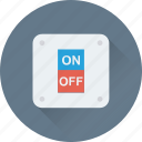button, off button, on button, on off, toggle icon