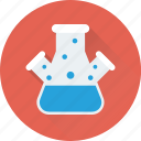 chemical, chemistry, flask, lab, science