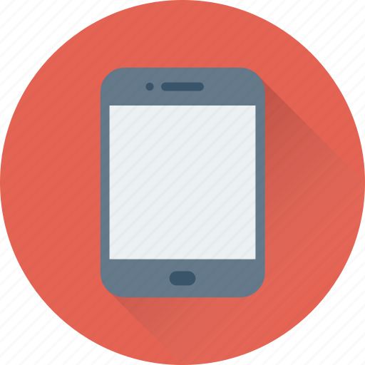 cell phone, mobile, smartphone, tablet, technology icon