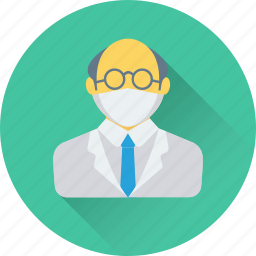 avatar, doctor, medical, physician, surgeon icon