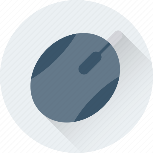 Click, computer, device, mouse, pointer icon - Download on Iconfinder