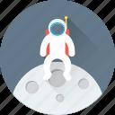 astronaut, cosmonaut, nasa, space, spaceman