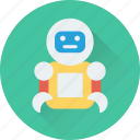 automaton, game, robot, robotic, technology icon