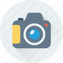 camera, flash camera, image, photo, photography icon