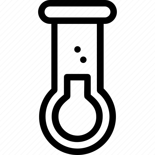 culture tube, experiment, research, sample tube, test tube icon
