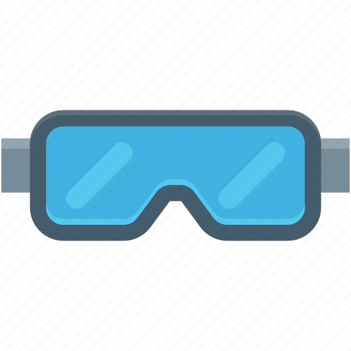 eyewear, glasses, goggles, stereo glasses, stereoscopics icon