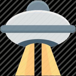alien ship, flying saucer, spacecraft, spaceship, ufo icon