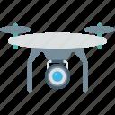 camera drone, quadcopter, quadrotor, quadrotor helicopter, security