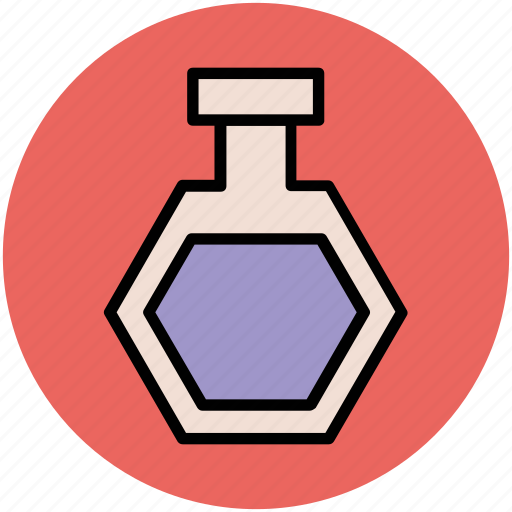 bottle, chemical, crystal bottle, liquid, product icon