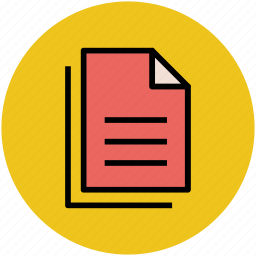 documents, files, notes, sheets, text documents, text sheets icon