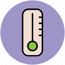 celsius, celsius kelvin, degree scale, fahrenheit, fever, temperature, thermometer icon