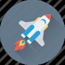 missile, rocket, space, spacecraft, spaceship