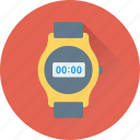 watch, fashion, wristwatch, timer, time