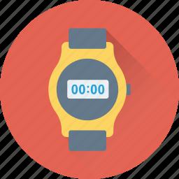 fashion, time, timer, watch, wristwatch icon