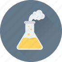 chemical, chemistry, flask, lab, science icon