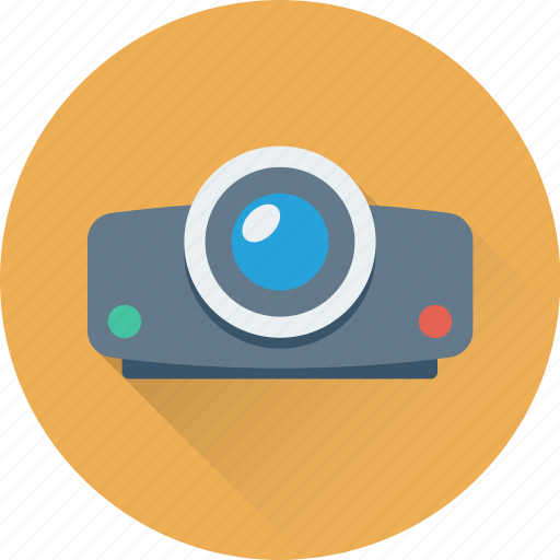 ceremonial, multimedia, projection, projector, technology icon