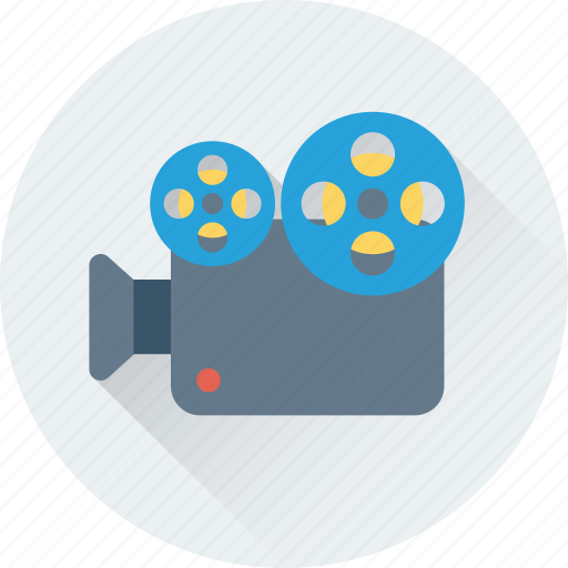 camera, multimedia, recorder, video icon