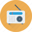 communication, fm, radio, technology, transmission icon