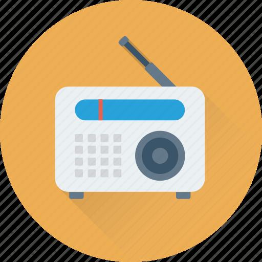 communication, fm, radio, technology, transmission icon