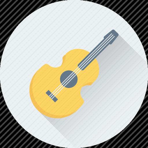 chordophone, guitar, string, strum, violin icon