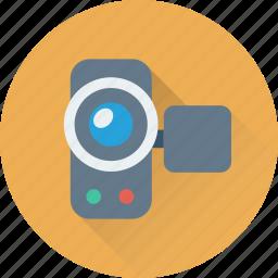 camcorder, camera, film, handycam, video icon