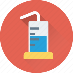 experiment, flask, laboratory, research, test icon