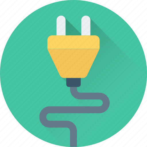 connector, electrical, electricity, plug, power plug icon