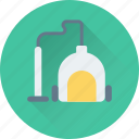 cleaning, electric, home appliance, hoover, vacuum cleaner icon