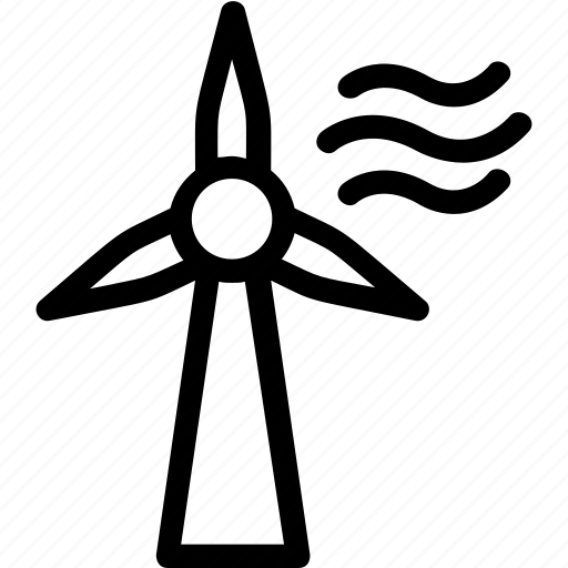 Energy, farm, power, wind, windmill icon - Download on Iconfinder