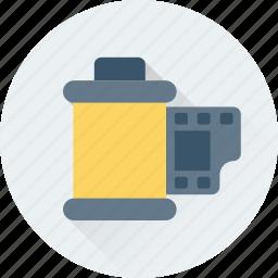 camera reel, image, multimedia, photography, reel icon