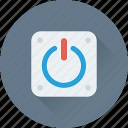 multimedia, power button, shutdown, standby, start icon