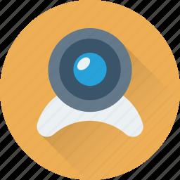 cam, camera, live webcam, video calling, webcam icon