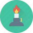 burner, lamp, research, science, spirit icon
