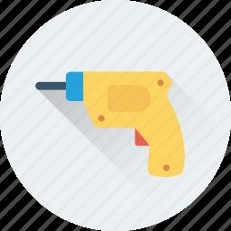 dental drill, dentistry, drill, surgery, tool icon