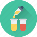 dropper, pipet, pipette, pipettor, sample icon