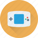 entertainment, fun, game, gameboy, video game icon