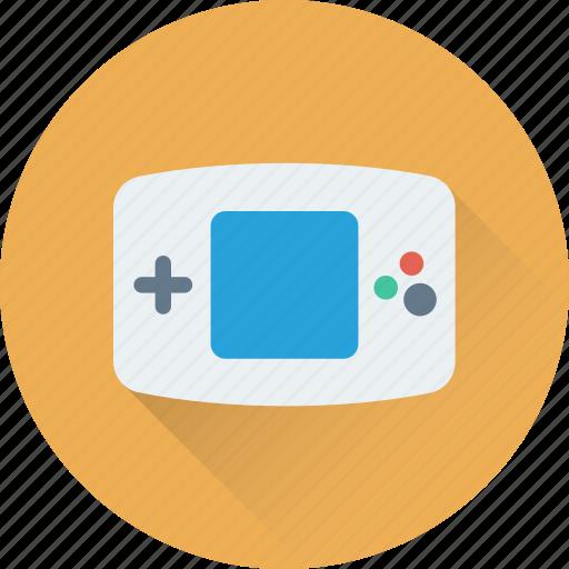 entertainment, fun, game, gameboy, video game icon